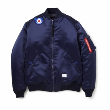 BEDWIN / ベドウィン | MA-1 JACKET 「DUFFY」 - Navy