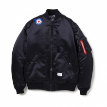 BEDWIN / ベドウィン | MA-1 JACKET 「DUFFY」 - Black