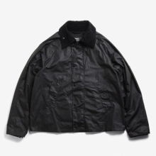 ENGINEERED GARMENTS / エンジニアドガーメンツ | ENGINEERED GARMENTS × Barbour - Graham Wax - Black