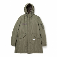 BEDWIN / ベドウィン   TYPE M-48 MILITARY PARKA 「CHASE」 - Olive