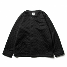 THE CONSPIRE / ザ コンスパイアーズ | quilting nc jacket - Black