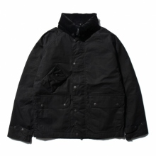 South2 West8 / サウスツーウエストエイト | South2 West8 - Carmel Jacket - Paraffin Coating - Black