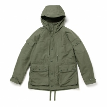 ENGINEERED GARMENTS / エンジニアドガーメンツ   Field Parka - Cotton Double Cloth - Olive