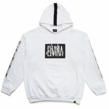 ELVIRA / エルビラ | SNAKE BOX HOODY - White