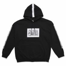 ELVIRA / エルビラ | SNAKE BOX HOODY - Black