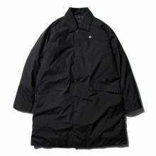 DESCENTE PAUSE / デサントポーズ | SOUTIEN COLLAR DOWN COAT - Black