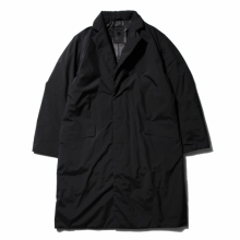 DESCENTE PAUSE / デサントポーズ | OVER CHESTER DOWN COAT - Black
