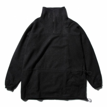 COMOLI / コモリ | ウールジャージ プルオーバー - Charcoal