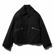 COMOLI / コモリ | コンバットフライトジャケット - Black