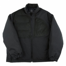 Porter Classic / ポータークラシック | WEATHER DOWN JACKET - Black
