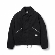 BEDWIN / ベドウィン | RAF MK-3 FLIGHT JACKET 「DIVISION」 - Black