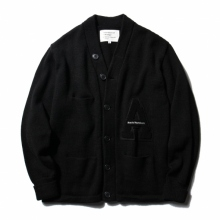 ....... RESEARCH | A.M. Cardigan - Black