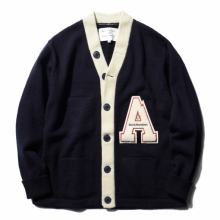 ....... RESEARCH | A.M. Cardigan - Navy
