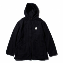 ....... RESEARCH | A.M. Coat - Navy
