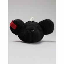 ....... RESEARCH | DEMO GOODS 056 - Bear Pouch - Black