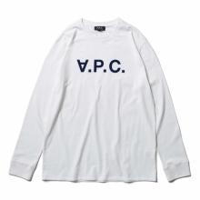 A.P.C. / アーペーセー | V.P.C. 長袖Tシャツ - White