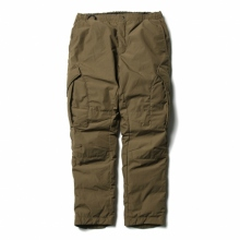 NANGA / ナンガ | TAKIBI DOWN PANTS - Coyote