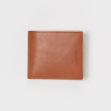 Hender Scheme / エンダースキーマ | half folded wallet - Brown