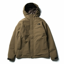 THE NORTH FACE / ザ ノース フェイス | Cassius Triclimate Jacket - Beach Green