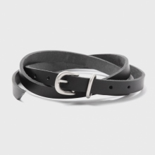 Hender Scheme / エンダースキーマ | tail belt - Black