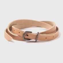 Hender Scheme / エンダースキーマ | tail belt - Natural