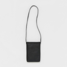 Hender Scheme / エンダースキーマ | cow shoulder small - Black
