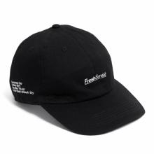 FreshService / フレッシュサービス | Corporate Cap - Black