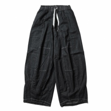 Needles / ニードルズ | H.D. Pant - 6oz Denim - Black