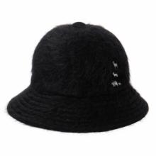 ....... RESEARCH | Fur Hat - Black