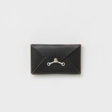 Hender Scheme / エンダースキーマ | assemble envelope card case - Black