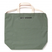 ENGINEERED GARMENTS / エンジニアドガーメンツ | Carry-All Tote w/Strap - Ripstop - Olive