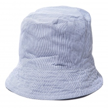 ENGINEERED GARMENTS / エンジニアドガーメンツ | Bucket Hat - Cotton Cordlane - Lt.Blue