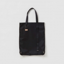 Hender Scheme / エンダースキーマ | tape tote bag - Black / Black