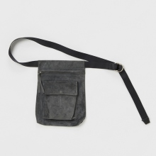 Hender Scheme / エンダースキーマ | waist belt bag - Dark Gray