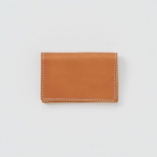 Hender Scheme / エンダースキーマ | folded card case - Natural