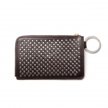 ....... RESEARCH | Riveter Zip Wallet - Brown