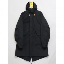 ....... RESEARCH | M-65 Parka - H.I.T.M. - Black