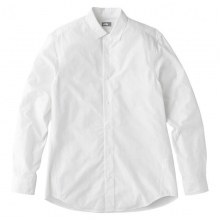 THE NORTH FACE / ザ ノース フェイス | SoM MAXIFRESH Typewriter Shirt - White