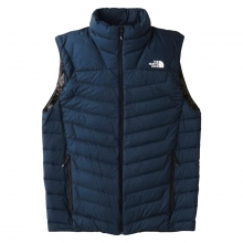 THE NORTH FACE / ザ ノース フェイス | Thunder Vest - Cosmic Blue