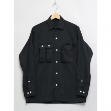 ....... RESEARCH | Fishing Shirt - Black