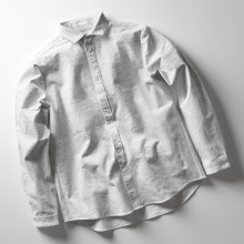CURLY / カーリー | BLEECKER NEP LS SHIRTS