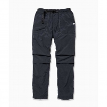 and wander / アンドワンダー | nylon climbing pants - Gray