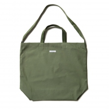 ENGINEERED GARMENTS / エンジニアドガーメンツ | Carry All Tote - Cotton Ripstop - Olive