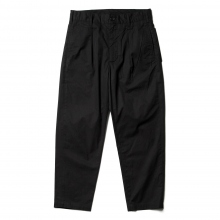 ENGINEERED GARMENTS / エンジニアドガーメンツ | Carlyle Pant - High Count Twill - Black