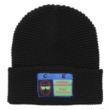 C.E / シーイー | POLY KNIT CAP - Black
