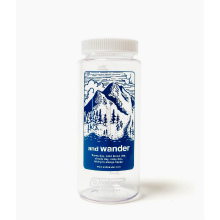 and wander / アンドワンダー | and wander nalgene bottle - Blue