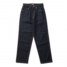 AURALEE / オーラリー | HARD TWIST DENIM WIDE PANTS - Indigo