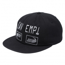 C.E / シーイー | CurvEd LOW CAP - Black