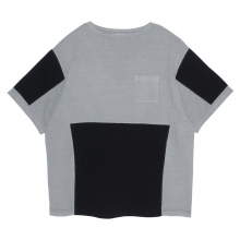 C.E / シーイー | ZIGGURAT PATCH BIG T - Grey