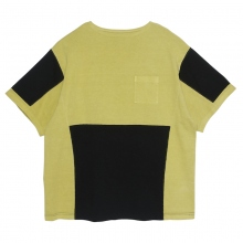 C.E / シーイー | ZIGGURAT PATCH BIG T - Yellow